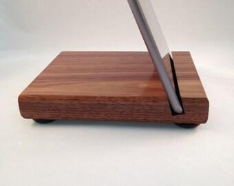 Wood iPad / Kindle stand
