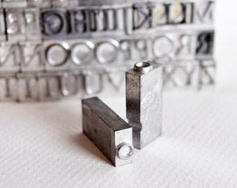 Letterpress Letter - Mystery Box! Hundreds of letters of the same font