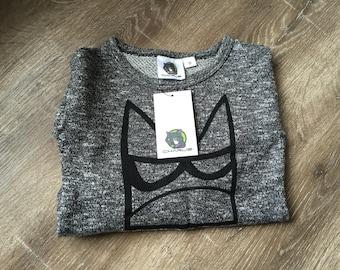 Batman Kids Clothing by Charlie Children's Top Long Sleeve Jumper Superhero FREE SHIPPING
