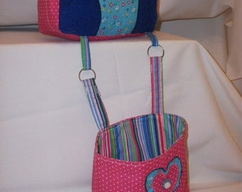 Pin Cushion,Thread Catcher,Scissor Holder