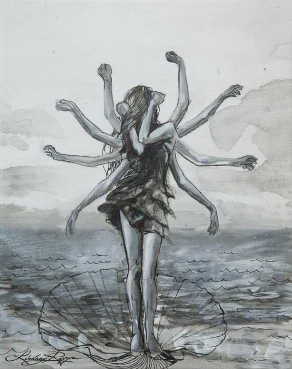 New Venus ~ Original Painting