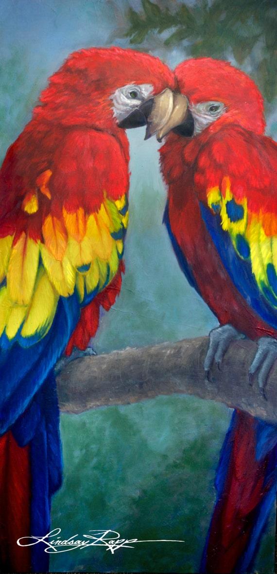 Love Birds - Print