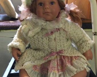Vintage Doll - 'Reva'. Discounted Price