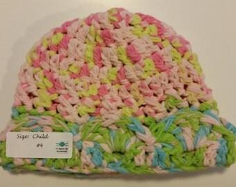 Fleece Winter Hat - Child Size