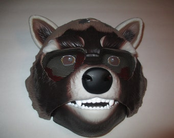 GUARDIANS of the GALAXY ROCKY Raccoon Mask