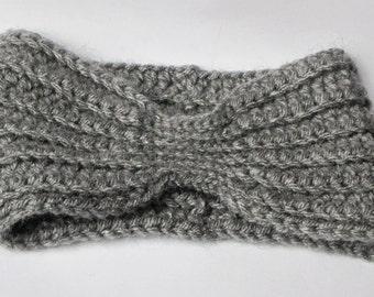 Everly Crochet Headwrap