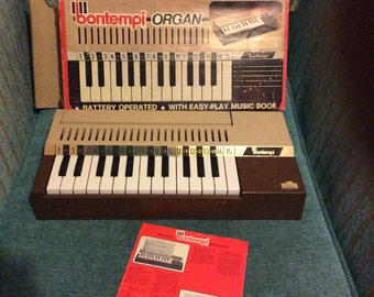 Bontempi childs organ