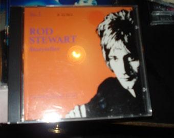rod stewart music cd rare find