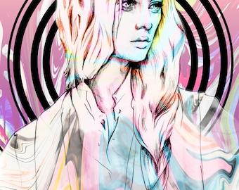 Acid Trip Print