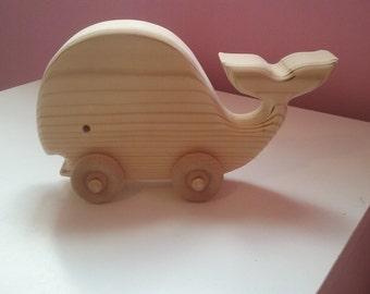 Wood Push/Pull Toys