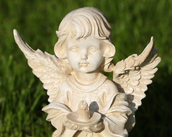 Angel sculpture for Terrace Garden Tomb or home Frostresistent new TOP