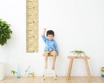 Happy Animals Growth Chart for Your Little One