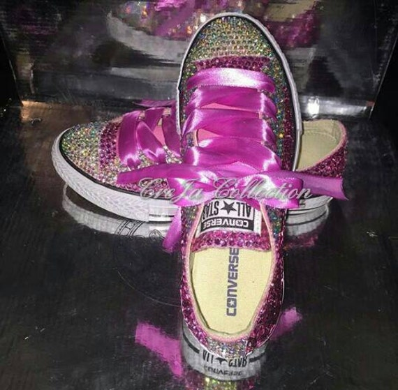 sparkly conversebling womens converse bling by