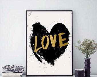 Kids print, wall print, childrens print, home decor