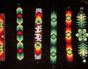 Huichol Bracelets