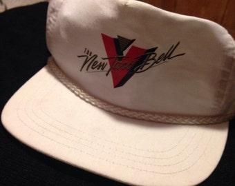 Vintage 90s Taco Bell Strapback Hat