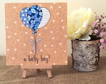 A Baby Boy/Girl Card