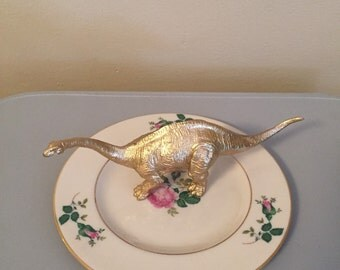 dinosaur jewelry holder, ring holder, jewelry dish