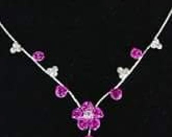 necklace and earrings set collection