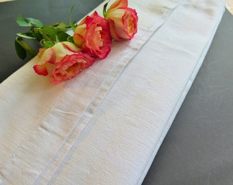 Linen bedsheet from french - Brocante XL