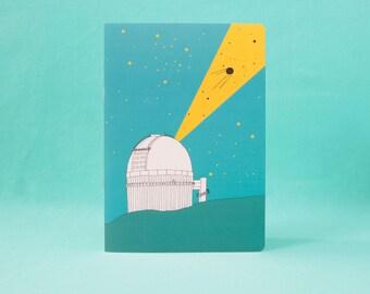 Notebook - Observatory - A5