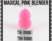 Pink Blending and Contouring Sponge-High Quality-Made in USA