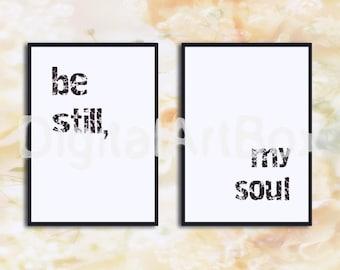 """Shop """"be still"""" in Drawing & Illustration"""