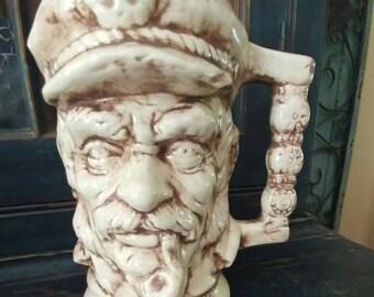 Character mug- Old Sea Captain