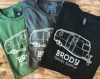 Brody Travel Supply T Shirts!