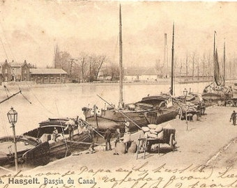 Hasselt Bassin du Canal