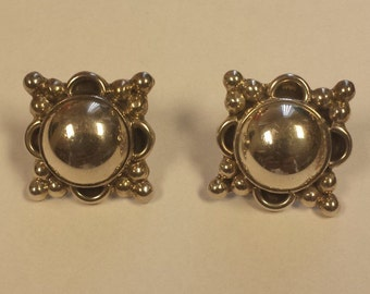 Vintage Sterling Silver .925 Earrings
