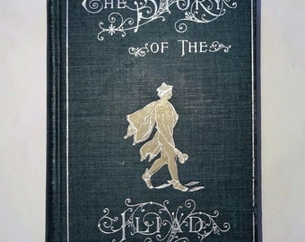 1898 The Story Of The ILIAD or, The Siege of Troy for Boys and Girls by Edward Brooks, Illustrated, Homer Trojan War