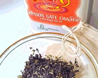 Organic-Wild Mint Tea