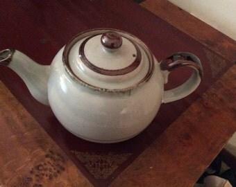 Vintage Otagiri Sierra Stoneware Teapot