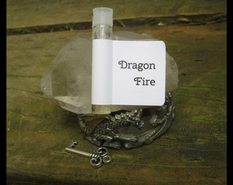 Dragon fire - 1/5 dram sample