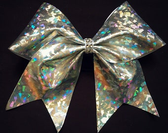 Sparkle Cheerleading Bow - Free UK P&P!