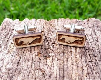 Classic Mustang Cufflinks!