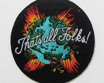 That's all folks! Patch PRE SALE ships in early September