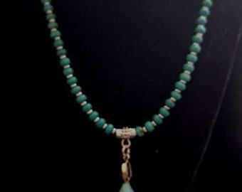 Beautiful Southwest Style Necklace & Bracelet