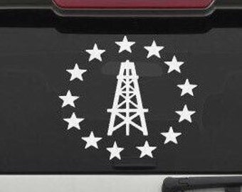 Oilfield Decals / Oilfield Rig Decals / Oilfield Stickers / Rigger Stickers / Hard Hat Decals / Oilfield Life Decals / Hard Hat Stickers