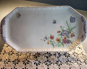 Vintage Torninaga Rectangular Serving Dish