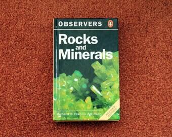 Observers Rocks and Minerals