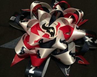 Houston Texans Hairbow