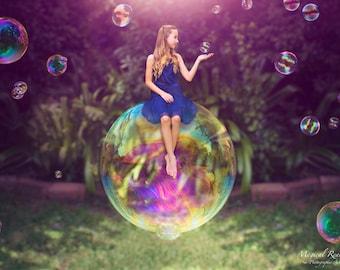 Take a Ride on a Bubble