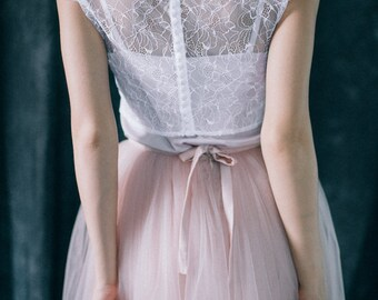 "Wedding dress ""Blush+Air"" 