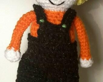 Halloween Doll - Boy