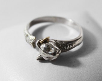 Ring Silver 925 Chat