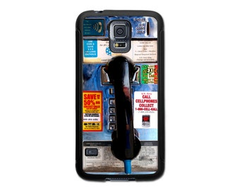 Retro Payphone Samsung Galaxy S6, S6 Edge, S5, S4, S3, Note 3, 4 and 5 Case