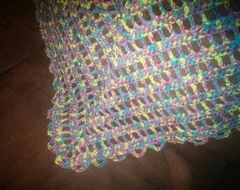 Beautiful summer shawl