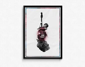 DIGITAL - Insomnia creative manipulation poster